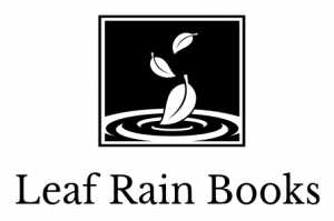 Leaf Rain Books Logo